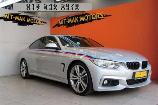 BMW 4 Series 428i co