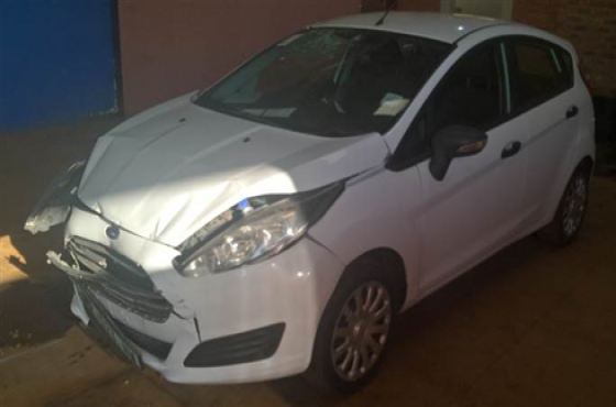Ford Fiesta 2010 Str