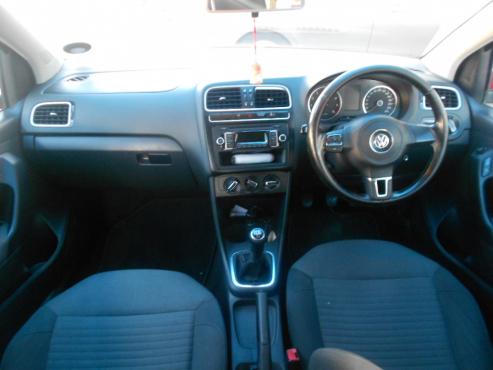2010 Volkswagen Polo 6 Comfort Line 16 Hatch Back 111615km Manual