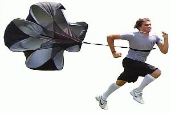 BACK2Basics Parachute