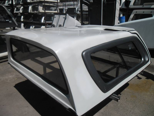 ISUZU 2005 EXT CAB RADICAL TOP CANOPY 7236
