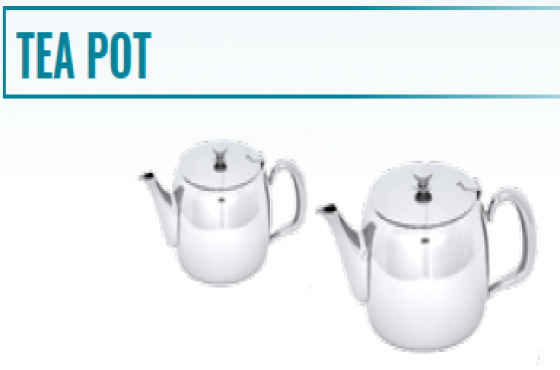 TEA POT BRISTOL SQUA