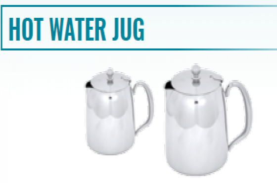 HOT WATER JUG