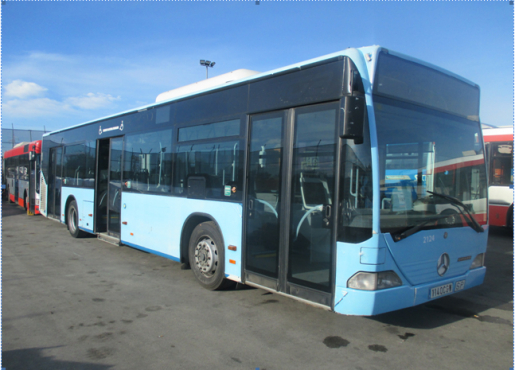 USED MERCEDEZ BENZ O 530 BUS FOR SALE