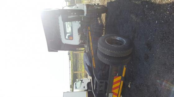 2013 Fuso FM16-270 4x2 Truck Tractor