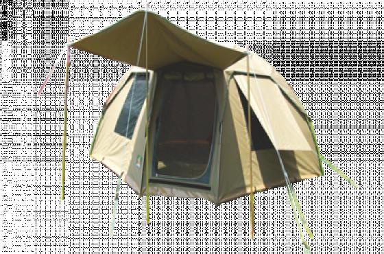 Safari Hexi Bow Tent