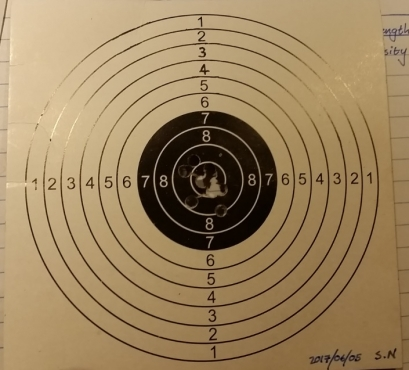 Gamo Hunter Extreme .177 Springer Airgun - Masterpiece.