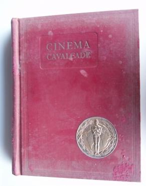 Cinema Cavalcade Vol II (Cigarette Card Album - Complete)   H. E. Blyth