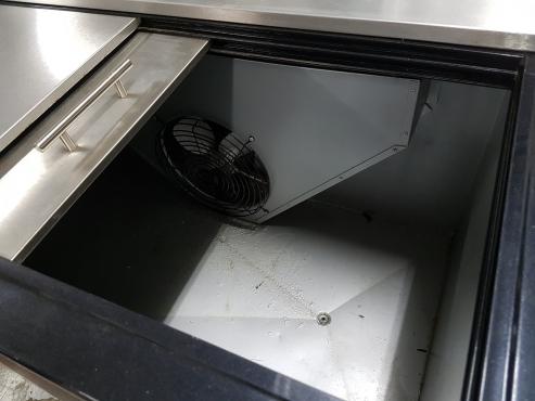 Branded fridge