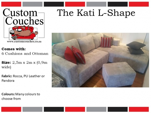 When it comes to Loving your home, Choose the Kati L Shape