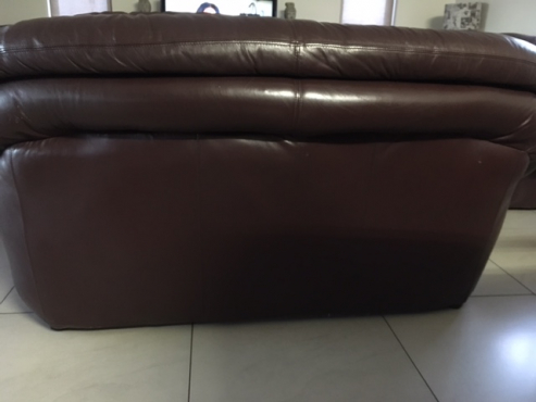 Genuine Leather Couches for Sale