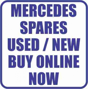 Mercedes New Used Spares