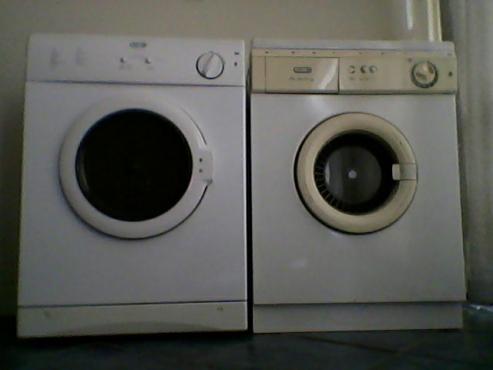 Defy tumble dryer x 2