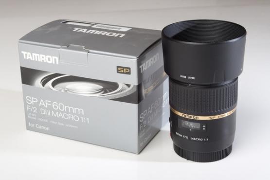 Tamron SP AF60mm f/2 Di II Macro 1:1