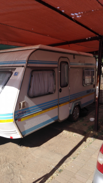 Sprite Swift caravan | Junk Mail