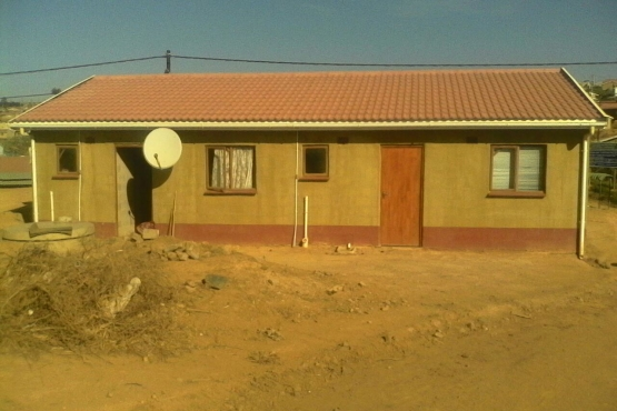Double house for sale at Ntuzuma 310.000 cash