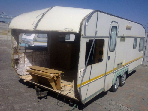 Coastal caravans est   1999,servicing the entire eastcape
