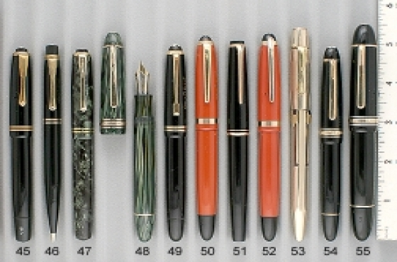 MBlanc pen look a Likes