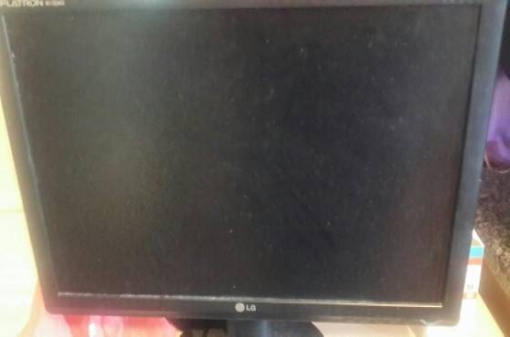 19 LG LCD monitor for spares