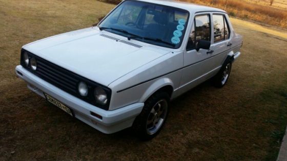 Volkswagen Fox 1.6 carb 1988 model