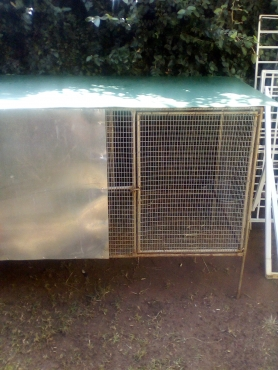 Bargain!  Big iron cage for sale
