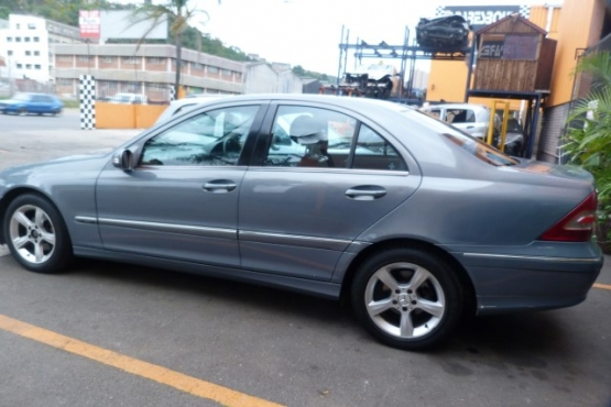 Mercedes 2006 C180 W