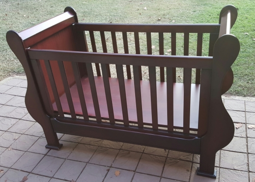 Extra Large Baby Cot