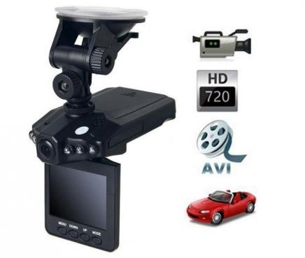 HD Car DVR Driving CCTV Video Recorder Dashboard Monitor Camera Cam
