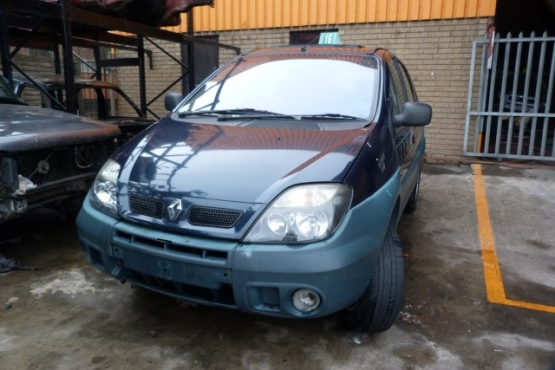 Renault Scenic 1 RX4 2.0 4X4 Stripping for parts - Sparesboyz