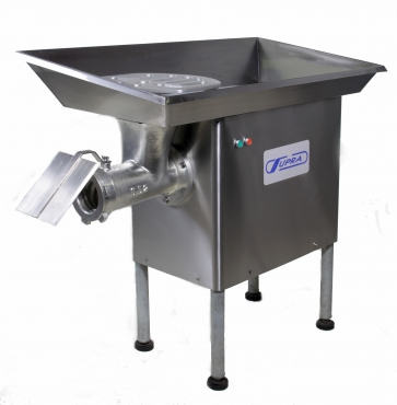 SUPRA S52 MINCER Buy the ROLLS ROYCE of butcher equipment by SUPRAmanufactured locally in South Africa with all spares and back-up local. Features: Power        : 5