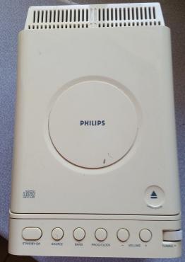 Philips MCM108D Mini Hi-Fi
