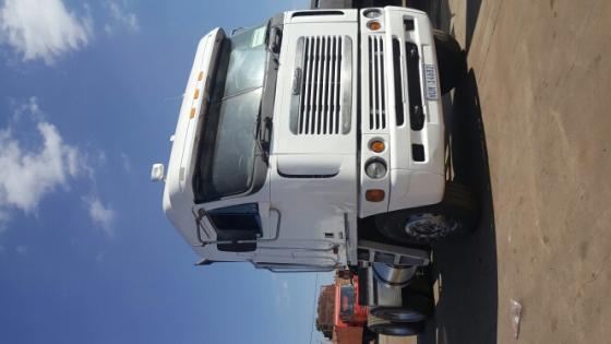 Freightliner, Argosy, Detroit, Manuel shift