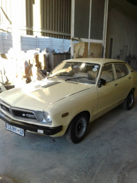 Datsun 120Y for sale. | Junk Mail