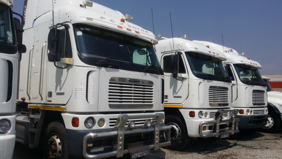 Get to work when you buy a Truck from us