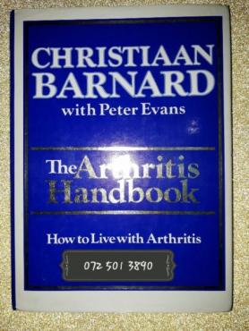The Arthritis Handbook - Christiaan Barnard.