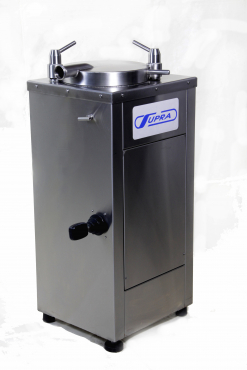 STAINLESS STEEL 30 LT SUPRA SAUSAGE FILLER BY T AND T JEFTHA ENGINEERING