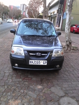Hyundai atos prime GLS 2008 model for sale