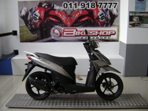 2016 Suzuki UK110 (finance available)