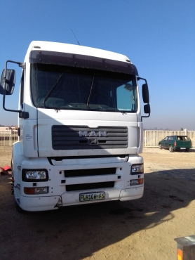 Stunning offer for a MAN TGA Truck