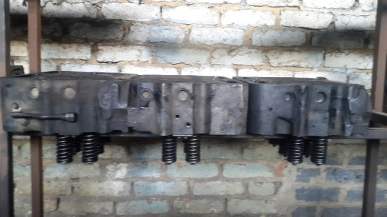 Cummins 855 Select Plus Cylinder Head for sale | Junk Mail