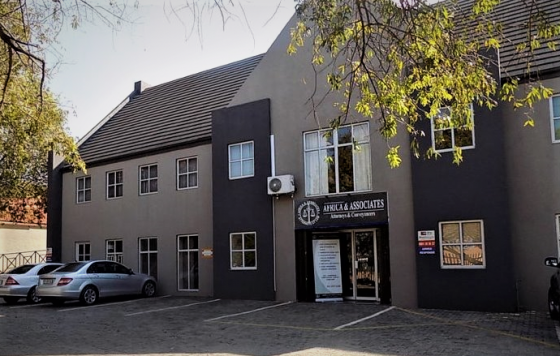 CONSTANTIA KLOOF OFFICE SPACE