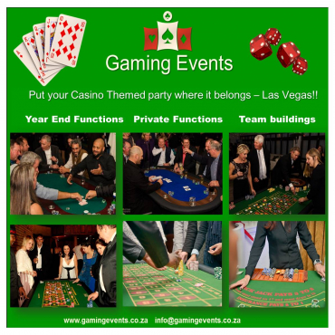 Year End Function Entertainment with Gaming Events