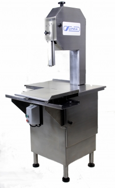 STAINLESS STEEL SUPRA BANDSAW 112 BY TAND T JEFTHA ENGINEERING
