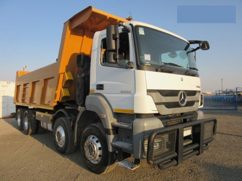 Mercedes Benz 2628 , 10 Cube  , Tippers , 2009/2012/2014/2015
