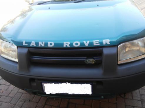 2003 Land Rover Freelander 1.8 5 door SE | Junk Mail