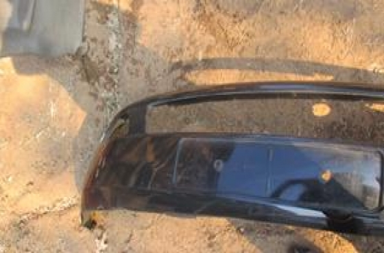 2004 Ford Fiesta Front Bumper Black For Sale