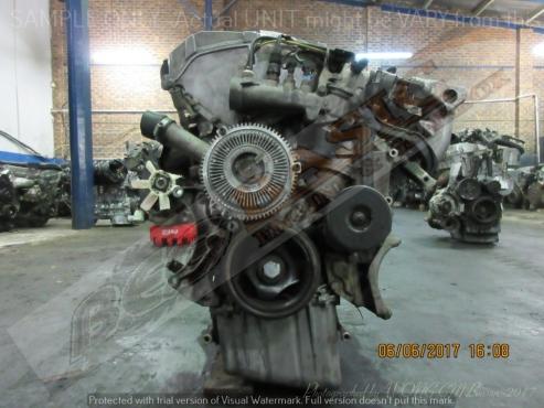 MERCEDES BENZ W124 -111940 2.0 EFI 16V Engine -E200