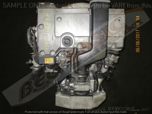 MERCEDES BENZ W124 -111940 2.0 EFI 16V Engine -E200