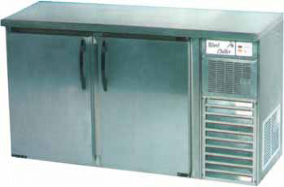 UNDERBAR FRIDGES STAINLESS STEEL 1500MM AND 1800MM FROM 4950 DEMO UNITS WITH WARRANTY