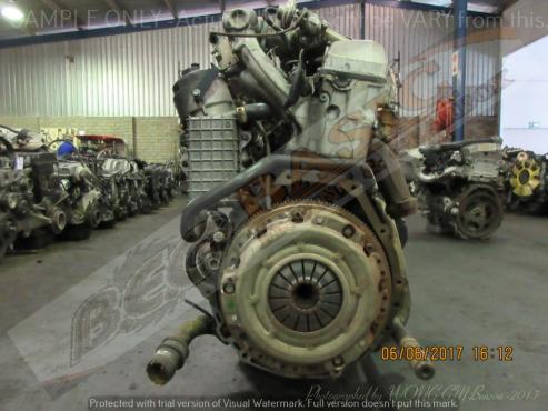 MERCEDES BENZ VITO 108 -601942 2.3L DIESEL EFI Engine